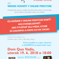 Workshop - Online kresťan