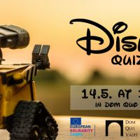 Disney quiz evening