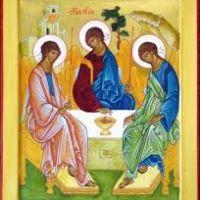Najsvätejšej Trojice