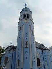 100 rokov od posvätenia Modrého kostola v Bratislave